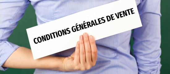 Défaut de communication des CGV : attention sanction !